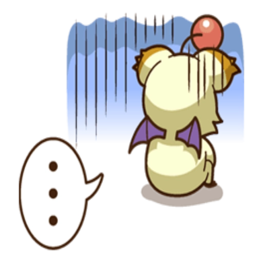 Chocobo - Sticker 15