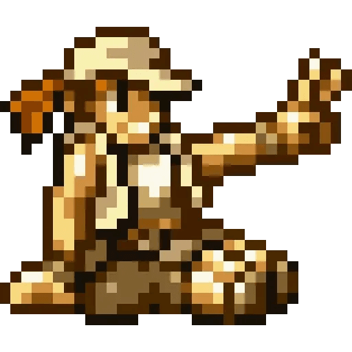 Metal slug 1 - Sticker 5