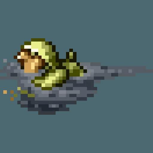 Metal slug 1 - Sticker 24