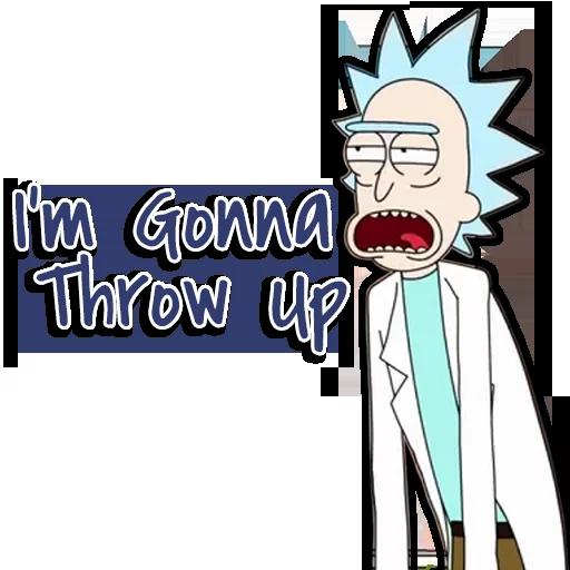 Rick & Morty - Sticker 11