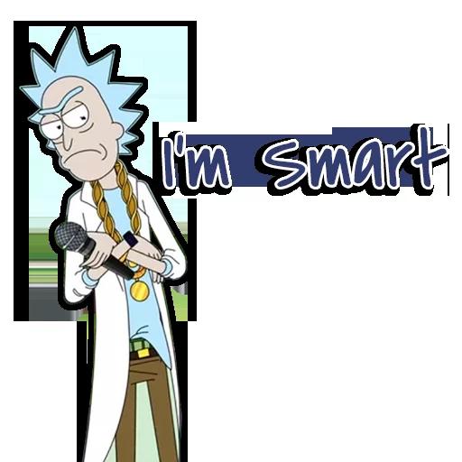 Rick & Morty - Sticker 20