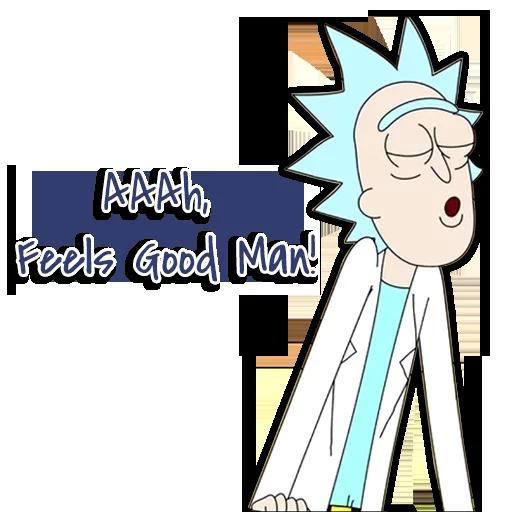 Rick & Morty - Sticker 6