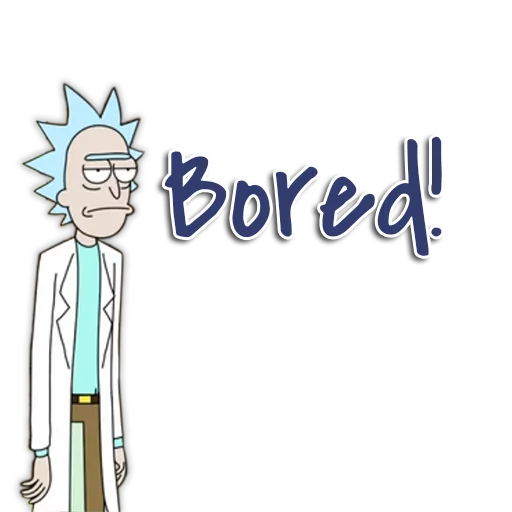 Rick & Morty - Sticker 27