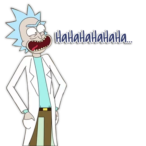 Rick & Morty - Sticker 2