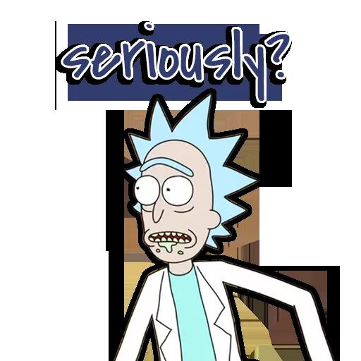 Rick & Morty - Sticker 8