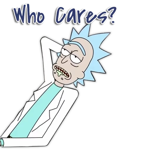 Rick & Morty - Sticker 28