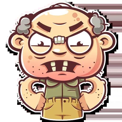 Grandpa - Sticker 10