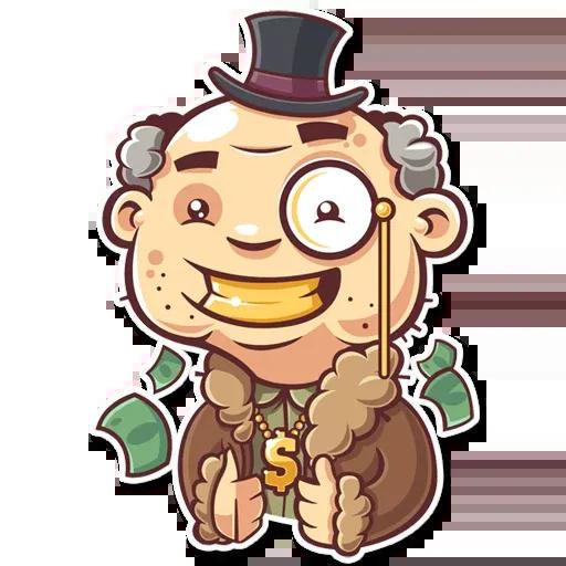 Grandpa - Sticker 27