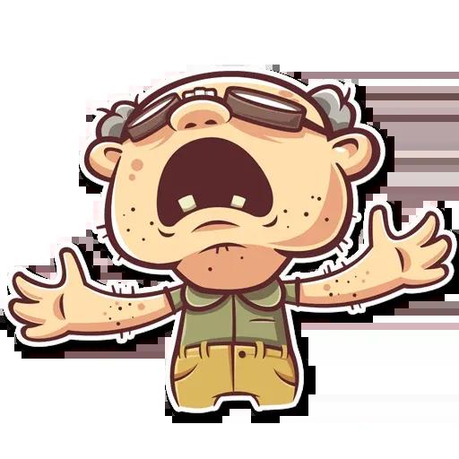 Grandpa - Sticker 8