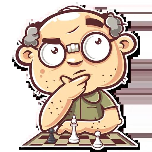 Grandpa - Sticker 29