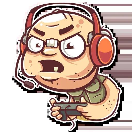 Grandpa - Sticker 16