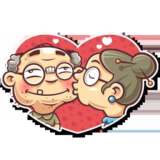 Grandpa - Sticker 30