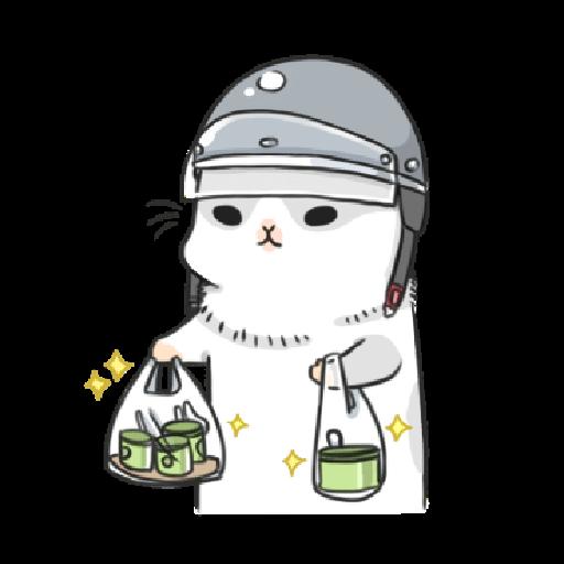 ㄇㄚˊ幾兔12  food - Sticker 13