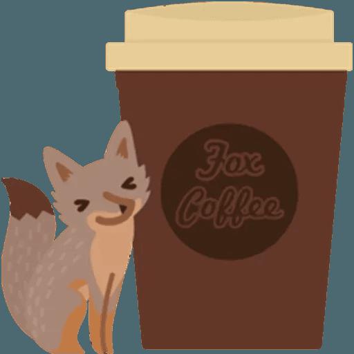 Fox - Sticker 5