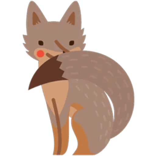 Fox - Sticker 4