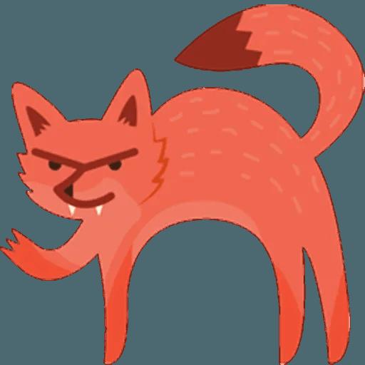 Fox - Sticker 15