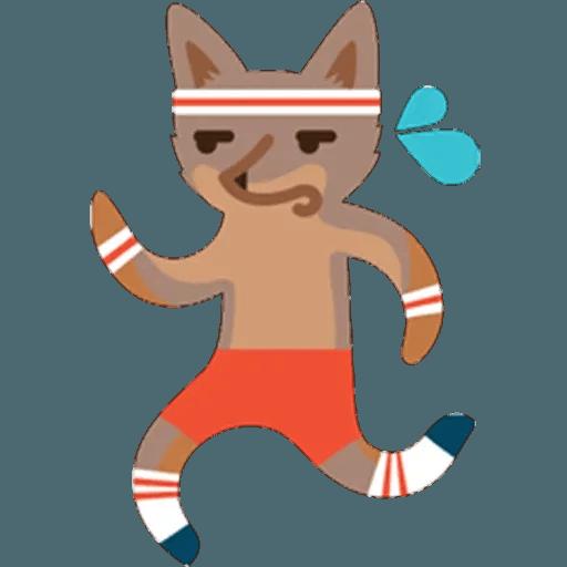 Fox - Sticker 11