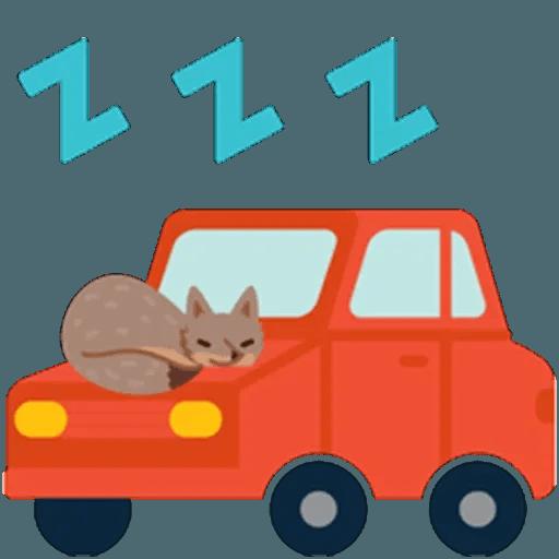 Fox - Sticker 16