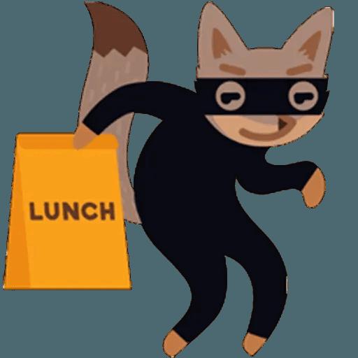 Fox - Sticker 20