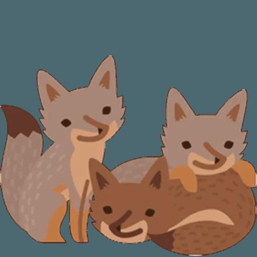 Fox - Sticker 7