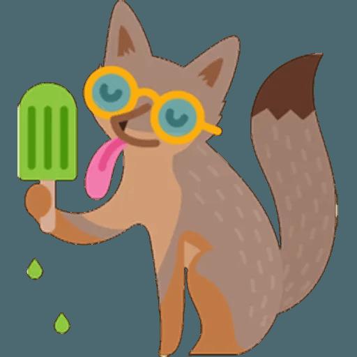 Fox - Sticker 6