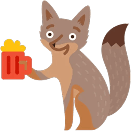 Fox - Sticker 21