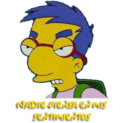Simpsons - Sticker 9