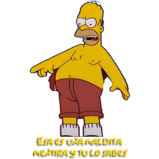 Simpsons - Sticker 13