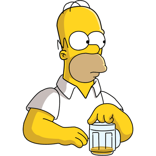 Simpsons - Sticker 17