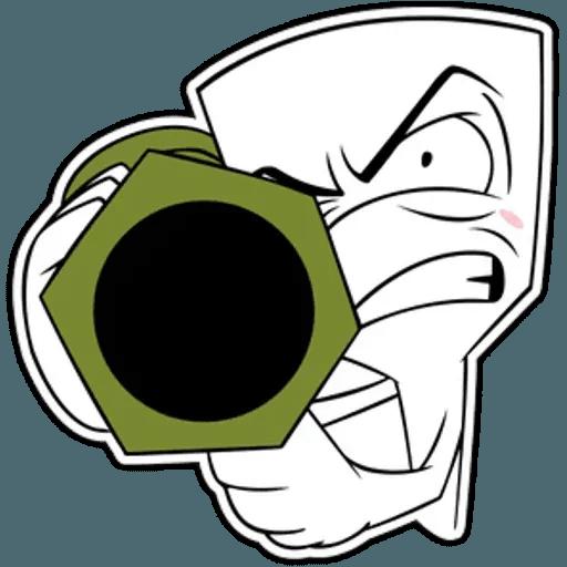 Humaniod - Sticker 24