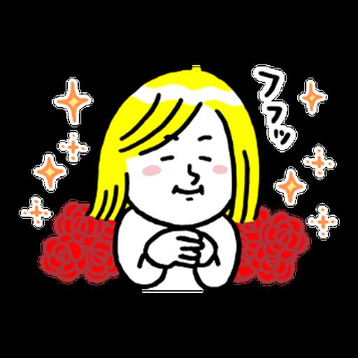 BROWN & FRIENDS × nagano - 2 - Sticker 18