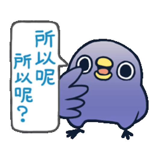 whobirdyou1 - Sticker 6