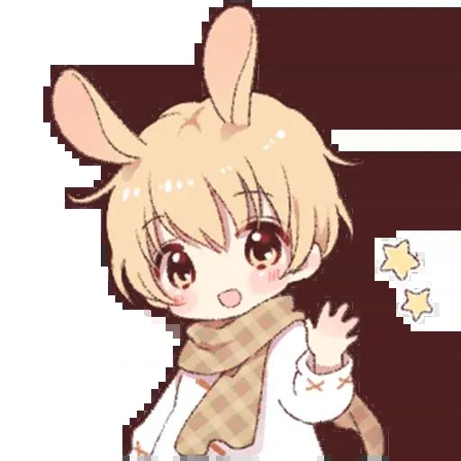 Bunny Boy - Sticker 8
