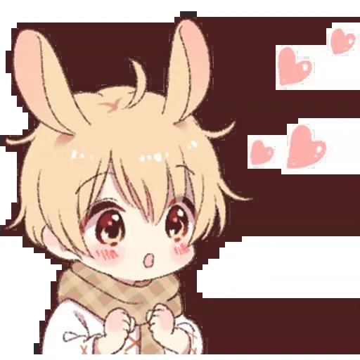 Bunny Boy - Sticker 9