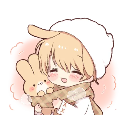 Bunny Boy - Sticker 12