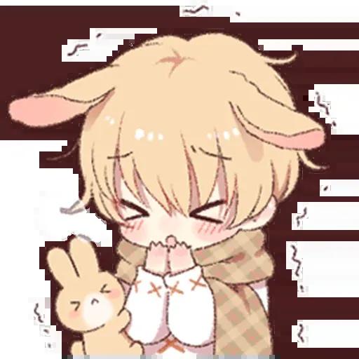 Bunny Boy - Sticker 13