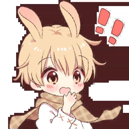 Bunny Boy - Sticker 6