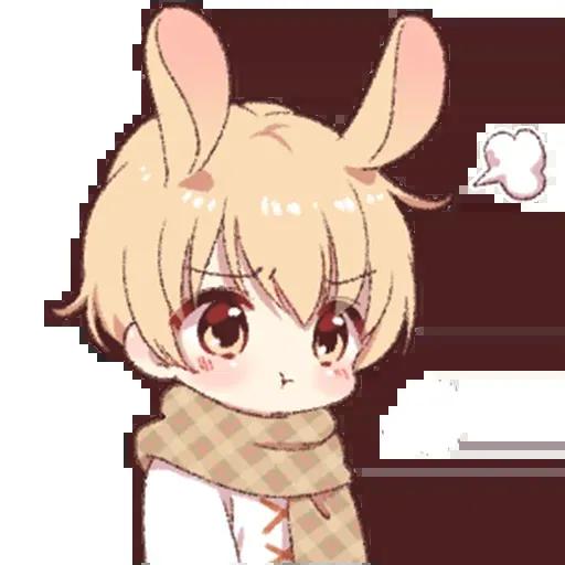 Bunny Boy - Sticker 17