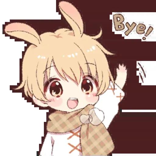 Bunny Boy - Sticker 20