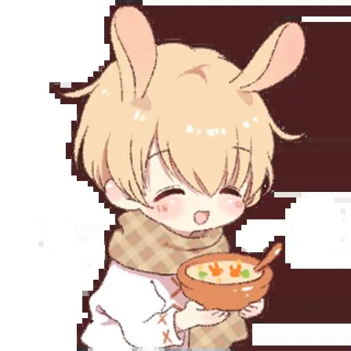 Bunny Boy - Sticker 7