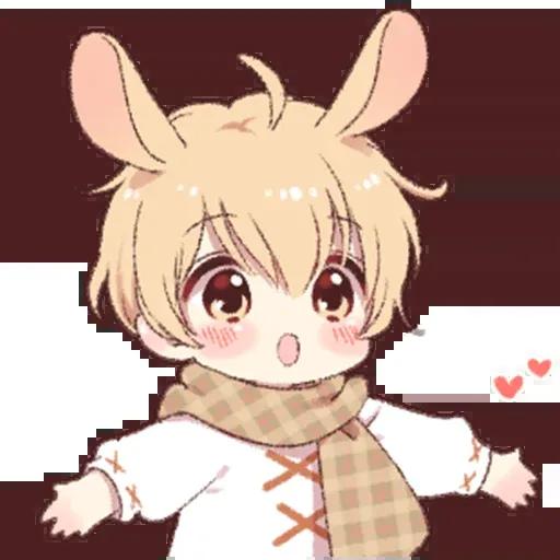 Bunny Boy - Sticker 14