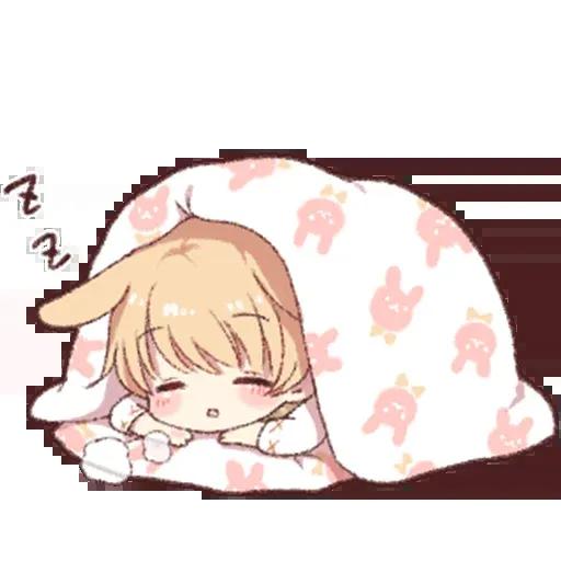 Bunny Boy - Sticker 19