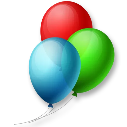 Balloons - Sticker 6