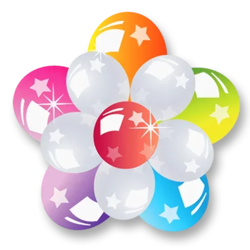 Balloons - Sticker 8
