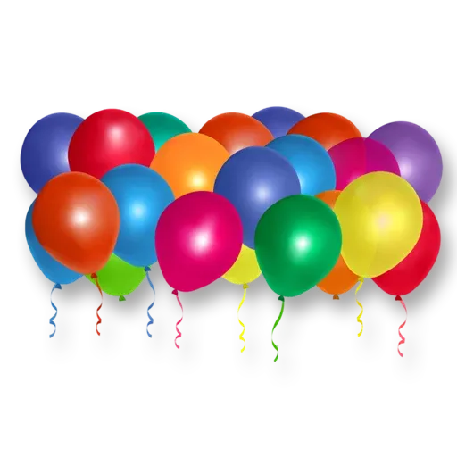 Balloons - Sticker 7
