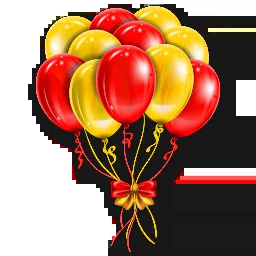Balloons - Sticker 4