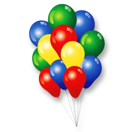 Balloons - Sticker 11
