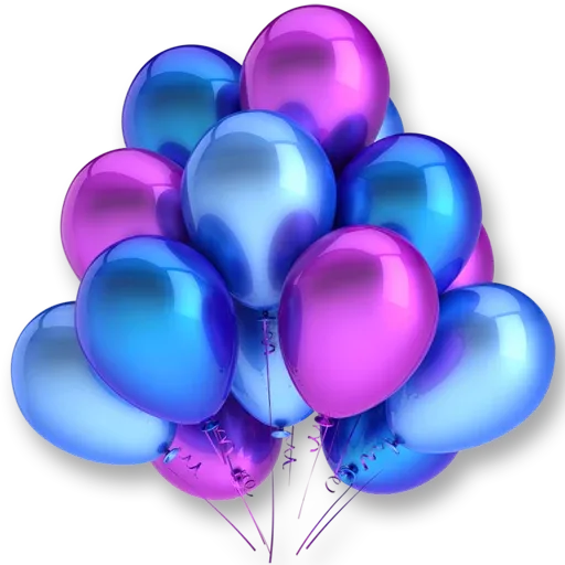 Balloons - Sticker 1