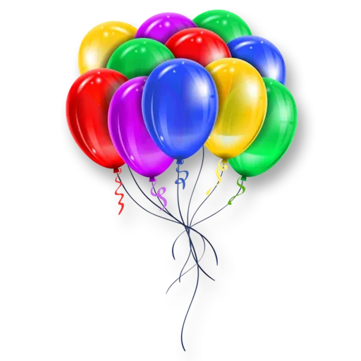 Balloons - Sticker 3