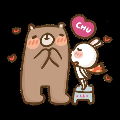 Super Bunny - Sticker 8